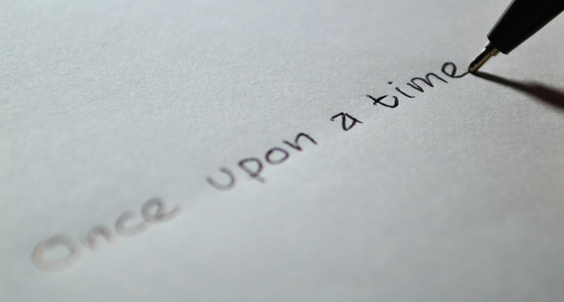 Storytelling on Blog