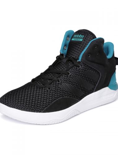 Black White Sport Shoes