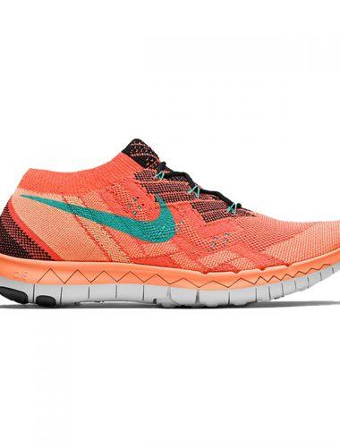 Sport Orange Shoes