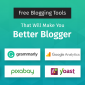 Best Free WordPress Blogging Tools