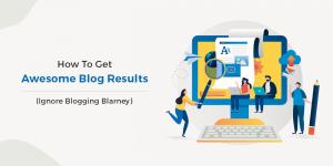 ignore blogging blarney